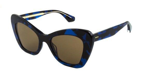 SD 6012 (209) Sunglasses Brown / Blue