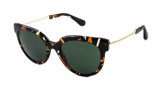 SD 6001 (220) Sunglasses Green / Gold
