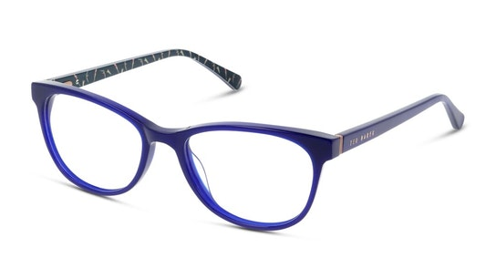 Cotton TB 9188 Women's Glasses Transparent / Blue