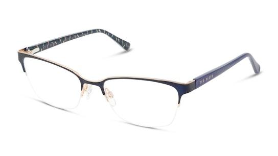 Yarn TB 2258 (689) Glasses Transparent / Blue