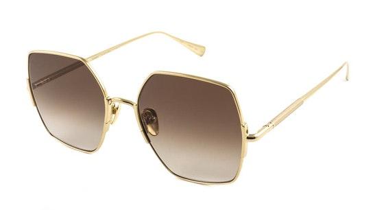 Eden (GME) Sunglasses Brown / Gold