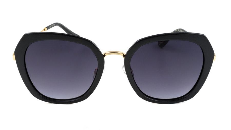 Ted Baker Gisela TB 1581 Women's Sunglasses Grey / Black