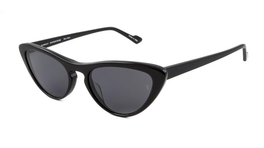 Bon (001) Sunglasses Grey / Black
