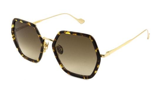 Elizabeth (119) Sunglasses Brown / Gold