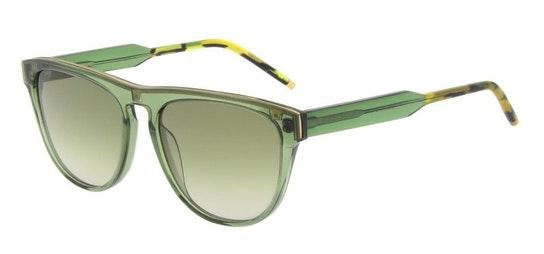 SS 8001 (584) Sunglasses Green / Green