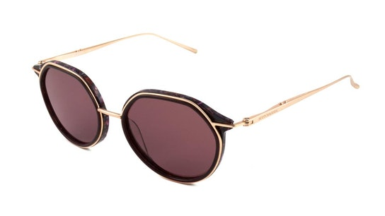 SS 7002 (202) Sunglasses Violet / Gold