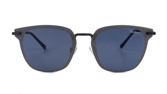 PJ 5167 Unisex Sunglasses Blue / Blue
