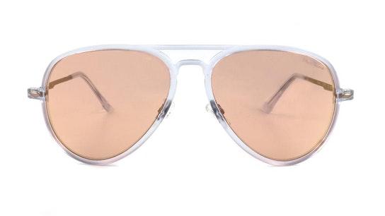 PJ 7357 Women's Sunglasses Red / Gold