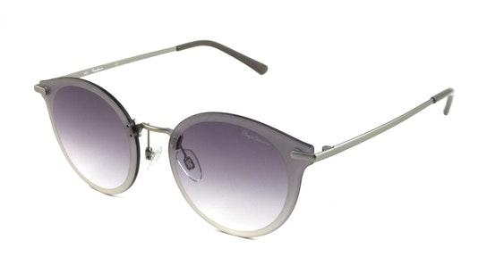 PJ 5174 Women's Sunglasses Grey / Silver