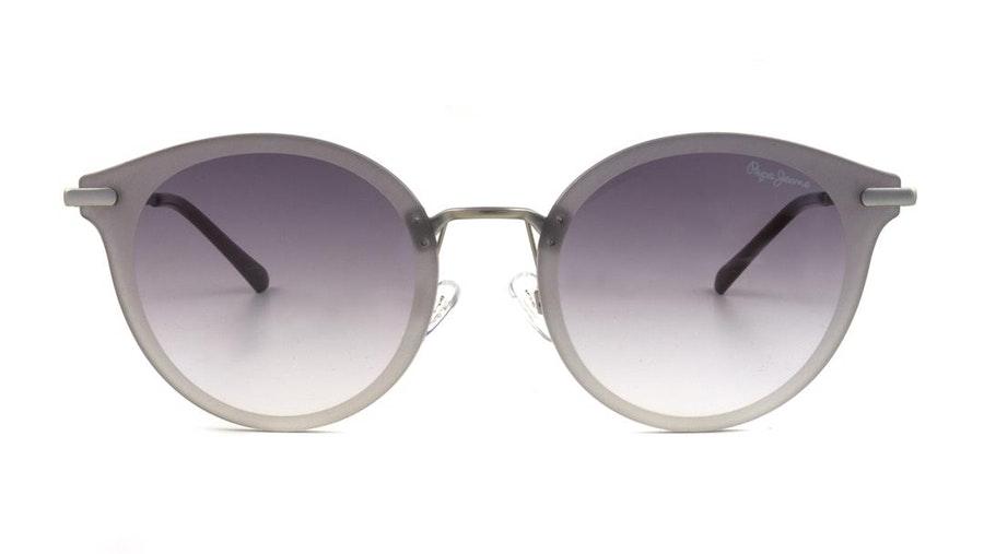 Pepe Jeans PJ 5174 Women's Sunglasses Grey / Silver