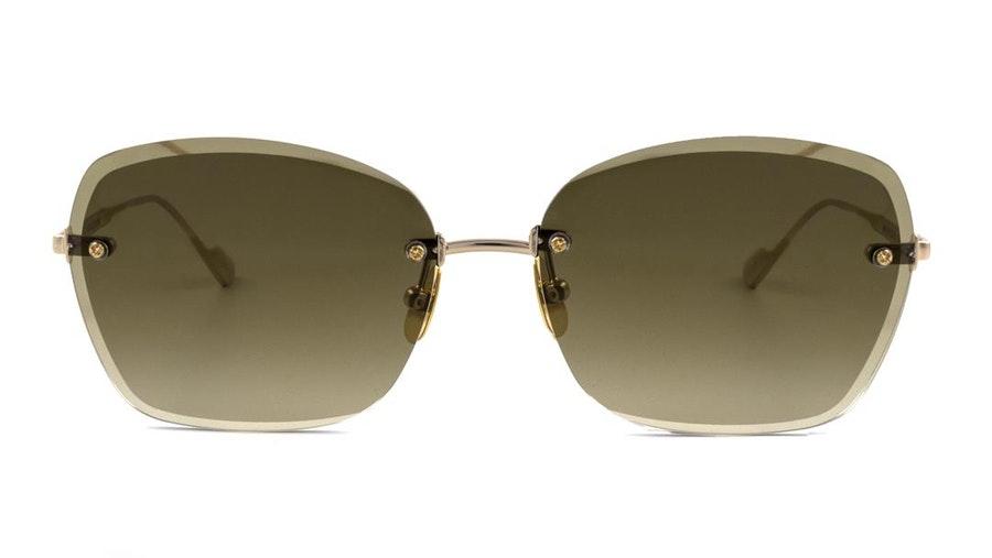 Sunday Somewhere Ava Women's Sunglasses Brown / Gold