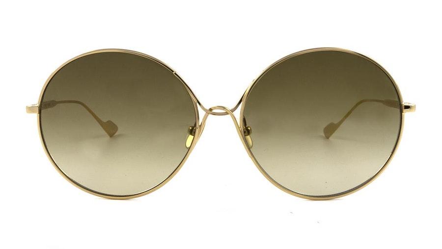 Sunday Somewhere Lola Women's Sunglasses Brown / Gold