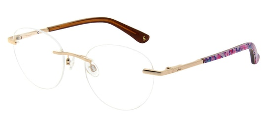Pandora JO 1042 Women's Glasses Transparent / Gold