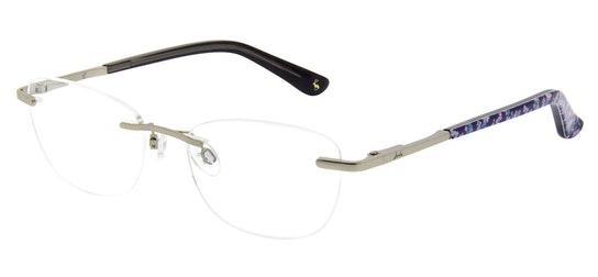 Phoebe JO 1043 Women's Glasses Transparent / Silver