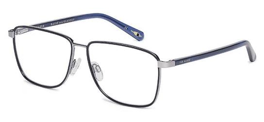 TB 4300 (Large) Men's Glasses Transparent / Blue