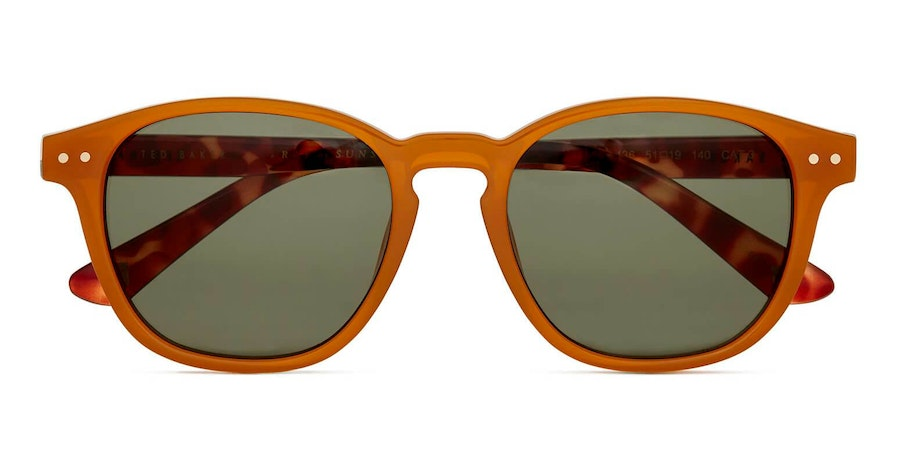 Ted Baker Webster TB 1621 (436) Sunglasses Green / Yellow
