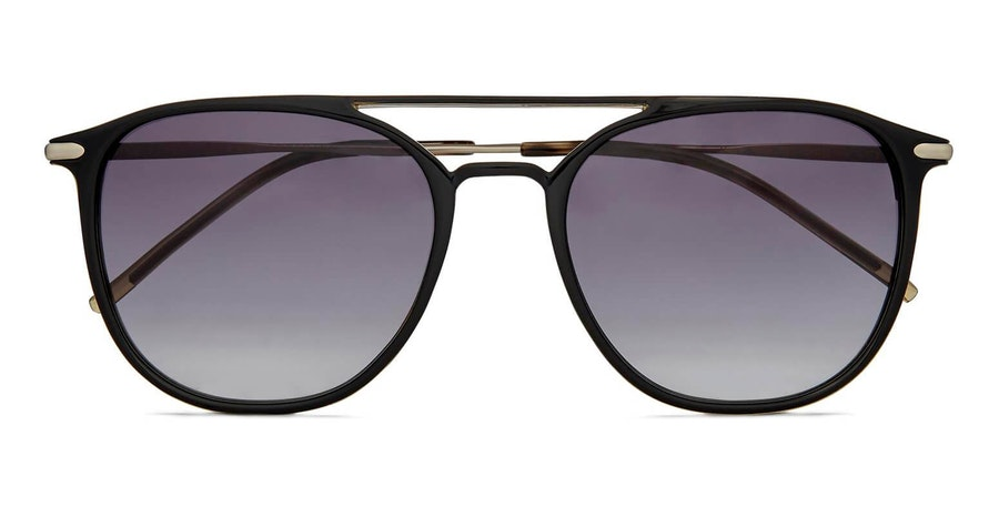 Ted Baker Howe TB 1623 (001) Sunglasses Grey / Silver