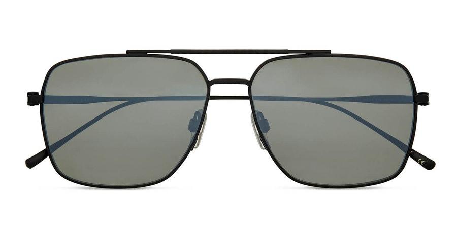 Ted Baker Mills TB 1624 (001) Sunglasses Green / Black