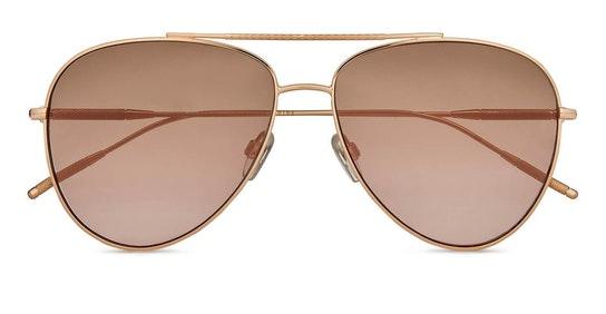 Sutton TB 1625 (401) Sunglasses Brown / Rose Gold
