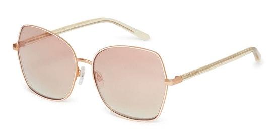 Etta TB 1602 (403) Sunglasses Brown / Gold