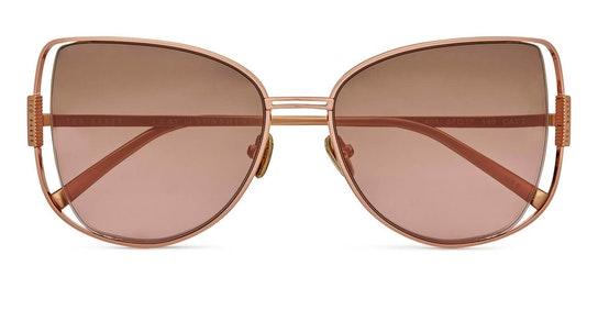Roma TB 1617 (403) Sunglasses Brown / Rose Gold