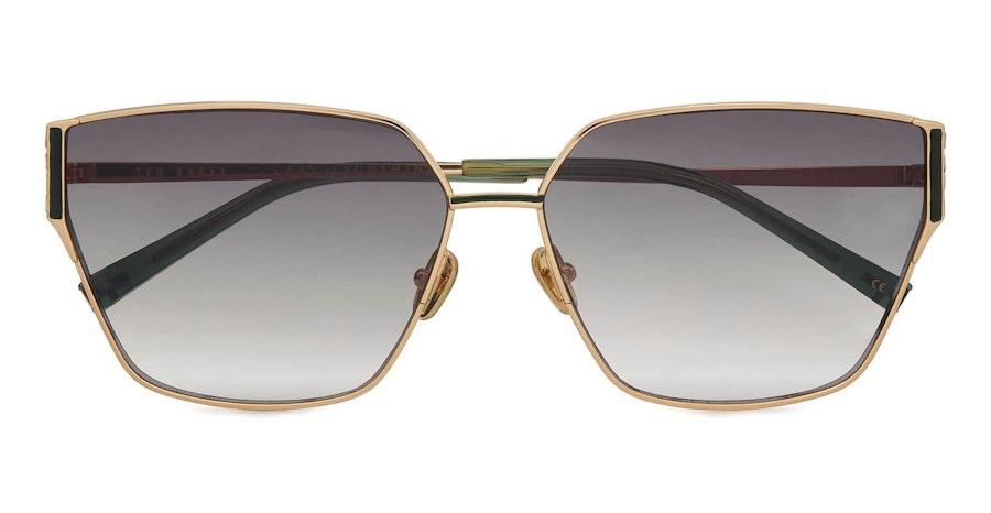 Ted Baker Jazmin TB 1618 (400) Sunglasses Green / Gold