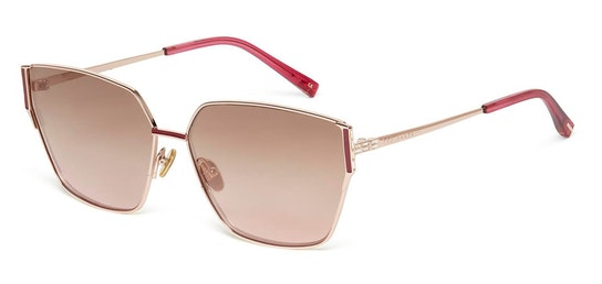 Jazmin TB 1618 (403) Sunglasses Brown / Rose Gold