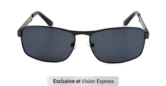 BS 037 Men's Sunglasses Brown / Grey