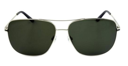 BS 059 (C1) Sunglasses Green / Silver