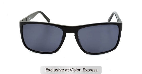 BS 062 Men's Sunglasses Grey / Black