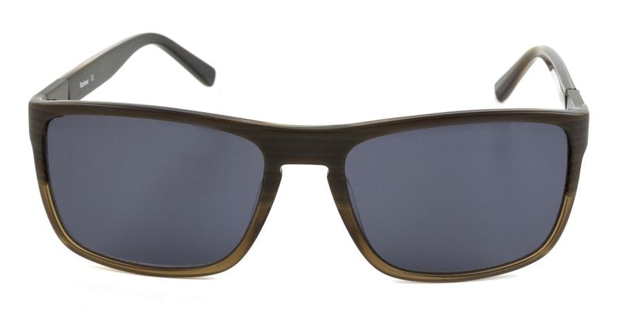 Barbour BS 062 Men's Sunglasses Grey / Brown