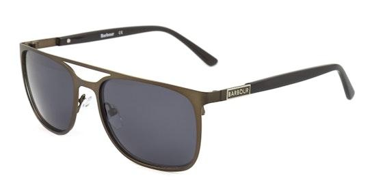 BS 063 Men's Sunglasses Grey / Brown