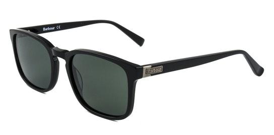 BS 069 Men's Sunglasses Brown / Black