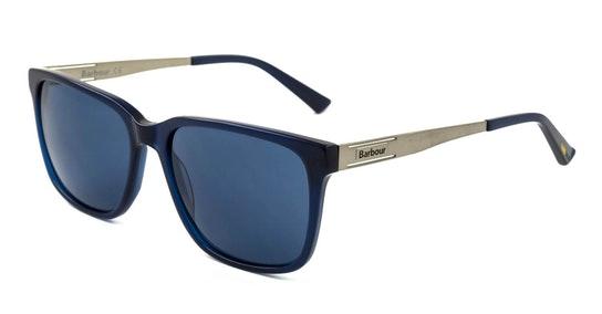 BS 072 Men's Sunglasses Blue / Blue