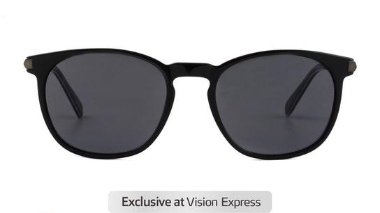 BS 087 (C1) Sunglasses Brown / Black