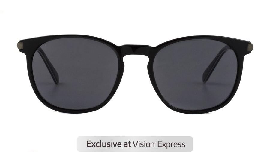 Barbour BS 087 Men's Sunglasses Brown / Black