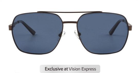 BS 070 Men's Sunglasses Brown / Bronze