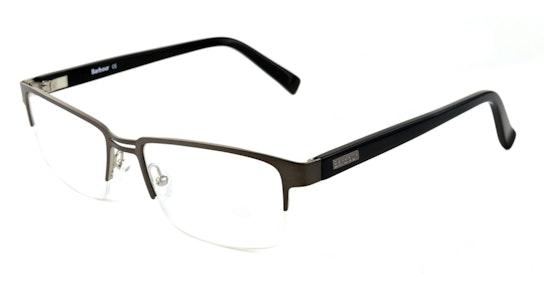 BI 045 Men's Glasses Transparent / Silver