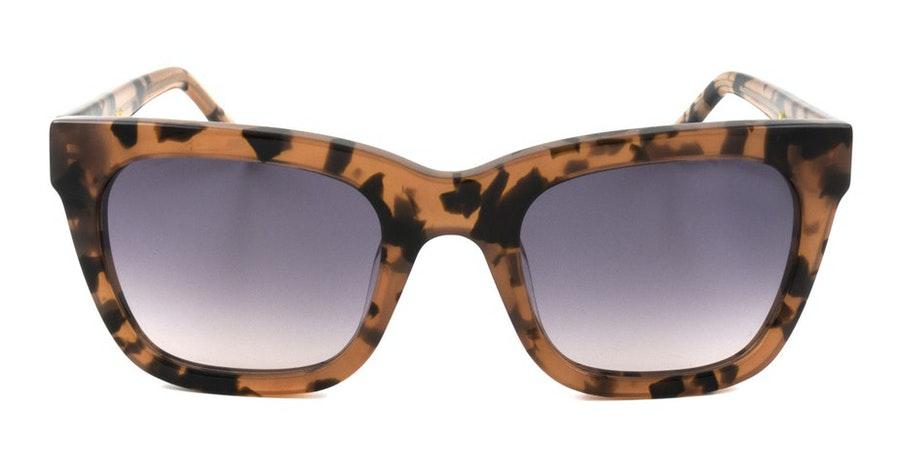 Whistles Aria WHS023 Women's Sunglasses Brown / Tortoise Shell