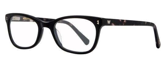 Jodie WHS008 (C5) Glasses Transparent / Black