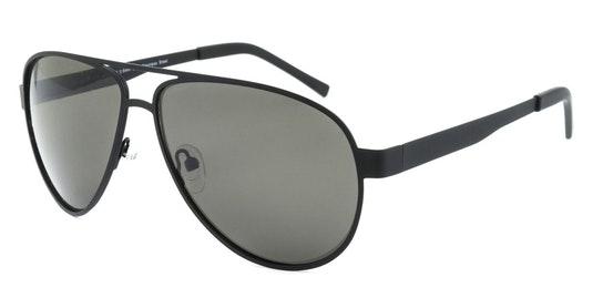 31 (C1) Sunglasses Grey / Black