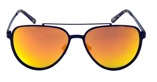 36 (C2) Sunglasses Green / Black