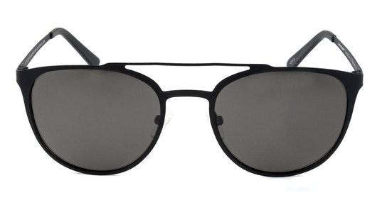 37 Unisex Sunglasses Brown / Black