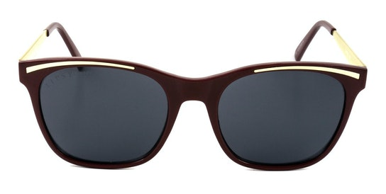 501 Women's Sunglasses Grey / Red