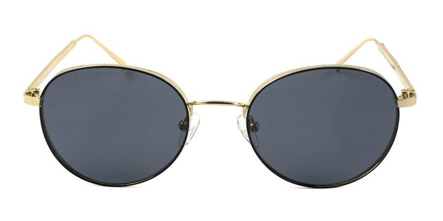 Lipsy 503 (001) Sunglasses Green / Gold