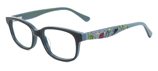 James and the Giant Peach RD07 Children's Glasses Transparent / Green