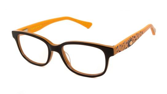 Fantastic Mr. Fox RD07 Children's Glasses Transparent / Orange