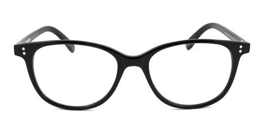 12 Children's Glasses Transparent / Black