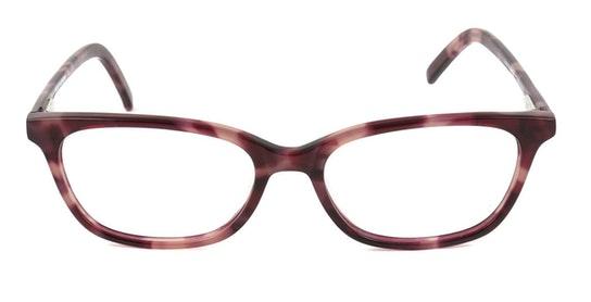 14 Children's Glasses Transparent / Red