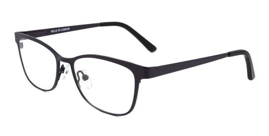 15 (C1) Children's Glasses Transparent / Violet